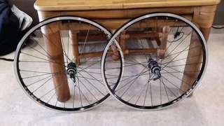 Shimano XTR Wheelset