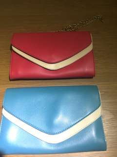 Unused Clutch bags for sale