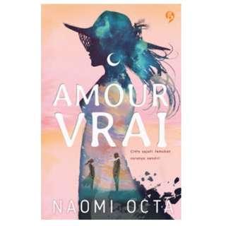Ebook Amour Vrai - Naomi Octa