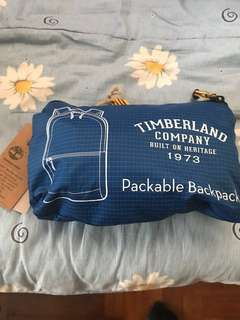 Timberland Packable Backpack!
