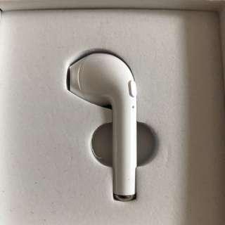 Single Wireless blue tooth headset