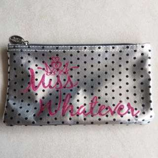 Miss Whatever Pencil Case
