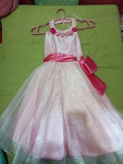 my semi gown of my daughter
