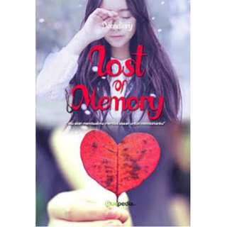 Ebook Lost of Memory - Yeondiary