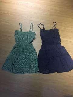 Polka Dots & Dresses