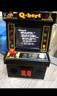 Qbert arcade toy mini