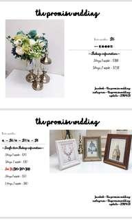 Wedding Corner 租借服務