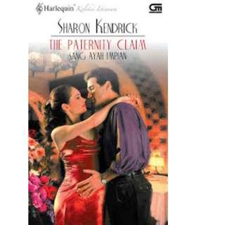Ebook Sang Ayah Impian (The Paternity Claim) - Sharon Kendrick