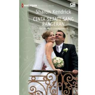 Ebook Cinta Sejati Sang Pangeran (The Prince's Vhambermaid) - Sharon Kendrick