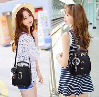 PO MINI CROSSBODY/BACKPACK