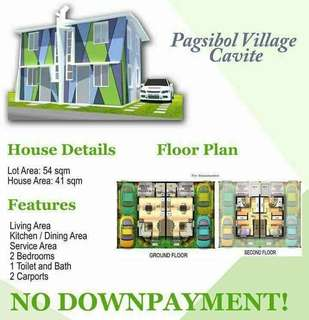 NO DOWNPAYMENT NEAR PASAY 30-45mins to MOA bungad lang ng NAIC CAVITE