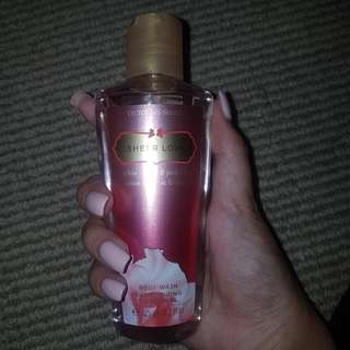 Sheer Love Body Wash