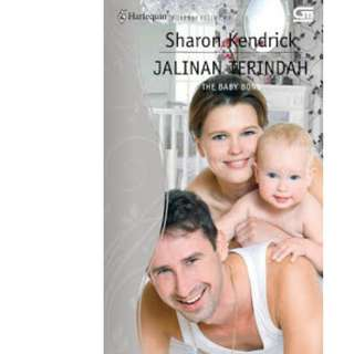 Ebook Jalinan Terindah (The Baby Bond) - Sharon Kendrick