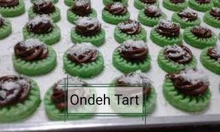 Ondeh Tart for Raya
