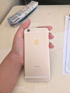 IPHONE 6 16gb nego sejadijadinya