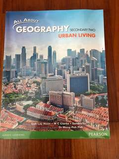 Geography Sec 2 Textbook