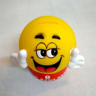 Cheerful Coin Bank