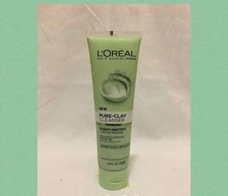 Pure-clay Cleanser (Purify-Mattify)