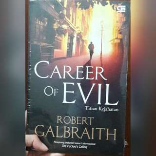 Career of Evil (Robert Galbraith)