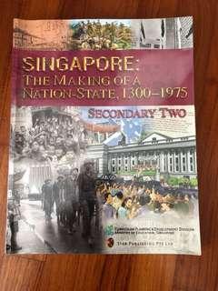 Sec 2 History Textbook