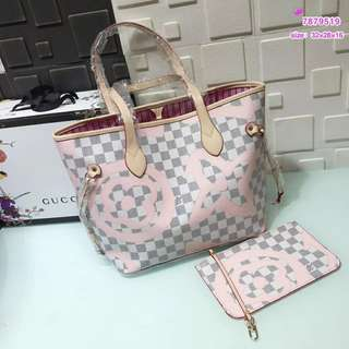 Neverfull Rose Pink