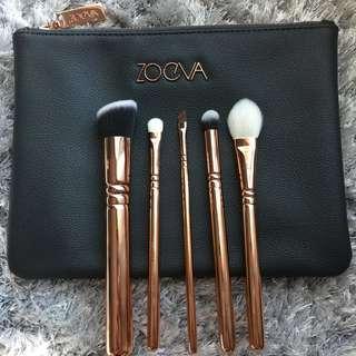 ZOEVA Rose Golden Luxury Brush
