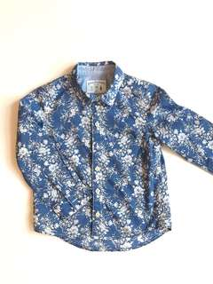 Gingersnaps boys shirt, size 4Y
