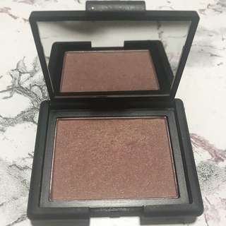 NARS full size blush shade sin