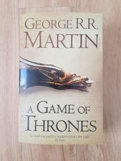 Game of Thrones: 1st Book in 'A Song of Ice and Fire' Series