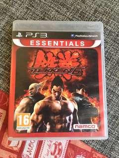 PS3: Tekken 6