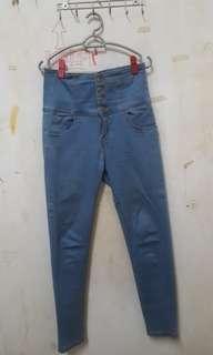 Romps high waist jeans