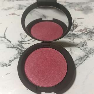 becca blush in foxglove