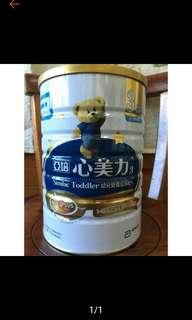 全新亞培3號奶粉