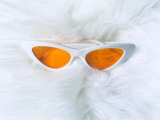 Cateye Shades - trendy
