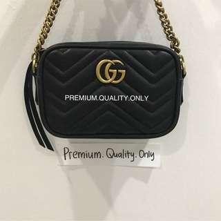 Real Snap Gucci camera bag Marmont
