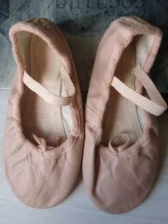 Katz ballet shoes size 1, like new