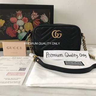 Real Snap boutique Quality Gucci Marmont bag
