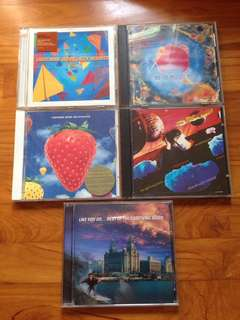 Lightning Seeds CDs