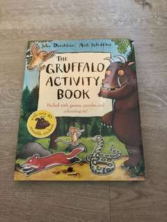 Julia Donaldson Activity Book Set - set of 5