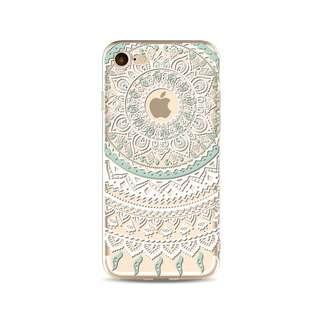 Mandala Soft TPU Case for IPhone
