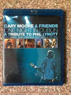Gary Moore & friends concert bluray