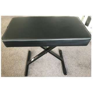 On-Stage KT-7800 Keyboard Bench - Excellent Condition