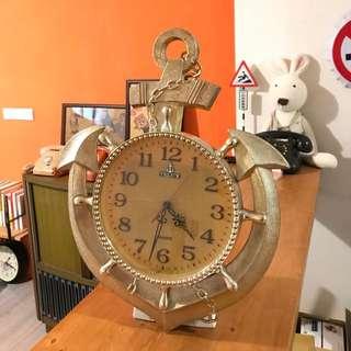 🚚 「早期鐵力士時鐘功能正常」 早期 古董 復古 懷舊 稀少 有緣 大同寶寶 黑松 沙士 鐵件 40年 50年