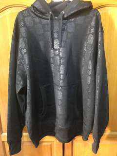 Hoodie jacket with Dragon and Chinese characters