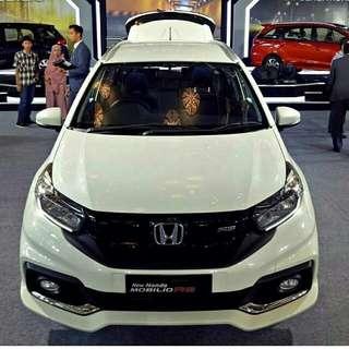 Promo Honda Mobilio, DP Ringan, Cicilan Ringan