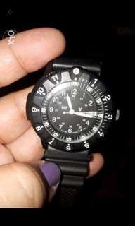 Traser watch military