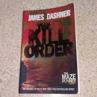 The Kill Order (inggris)