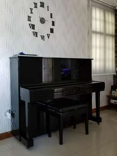 Exam grade upright piano
