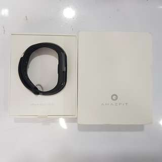 Xiaomi Amazfit Cor Smart Watch Sport Band - Black