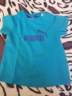 Puma Tshirt for 1 year old